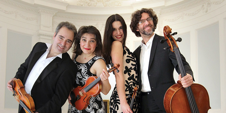 Image for ConTempo Quartet