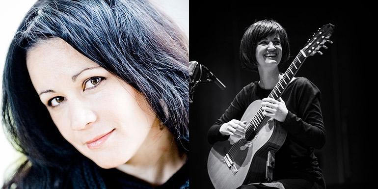 ECM New Series Concert – Anna Gourari / Zsófia Boros