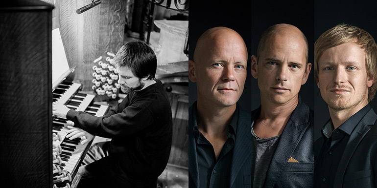ECM Double Bill – Kit Downes Obsidian with saxophonist Tom Challenger / Tord Gustavsen Trio