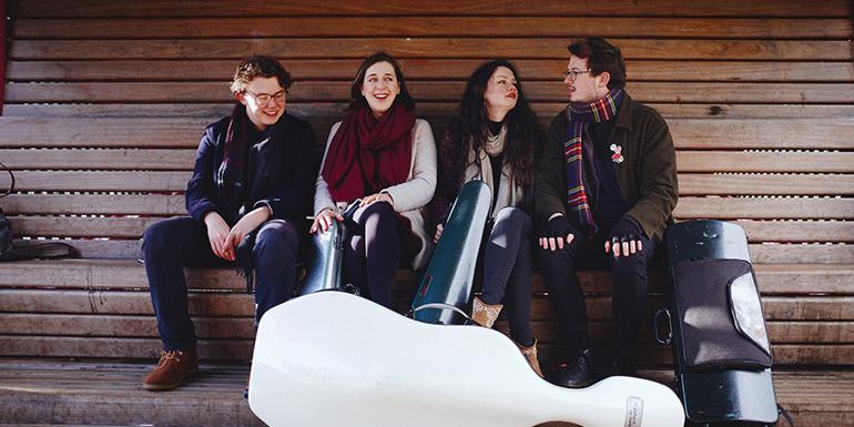 Image for Lir Quartet