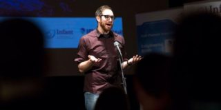 FameLab – three-minute talks on weird and wonderful science concepts