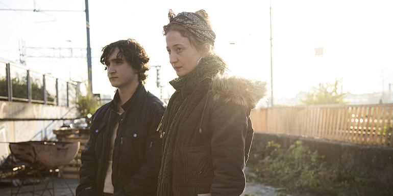 Image for Happy As Lazzaro