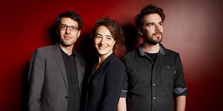Image for Airelle Besson, Sebastian Sternal & Jonas Burgwinkel Trio