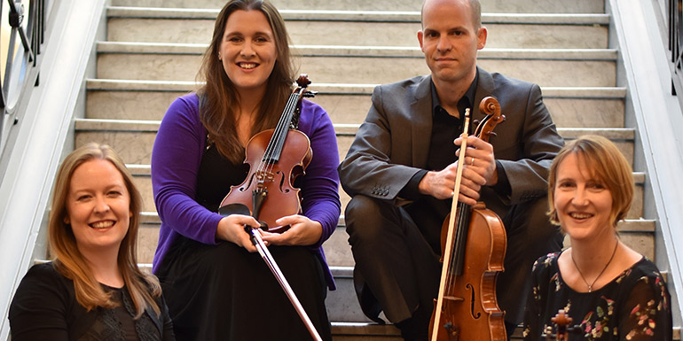 Image for Ficino Quartet