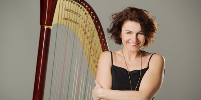 Pioneer in the field of Jazz Harp to perform at Triskel