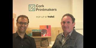 Cork Printmakers Popup at Triskel
