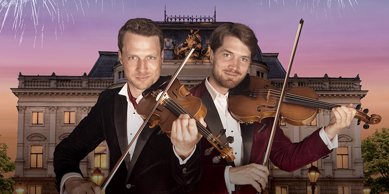 Image for Vladimir and Anton – The Violinists