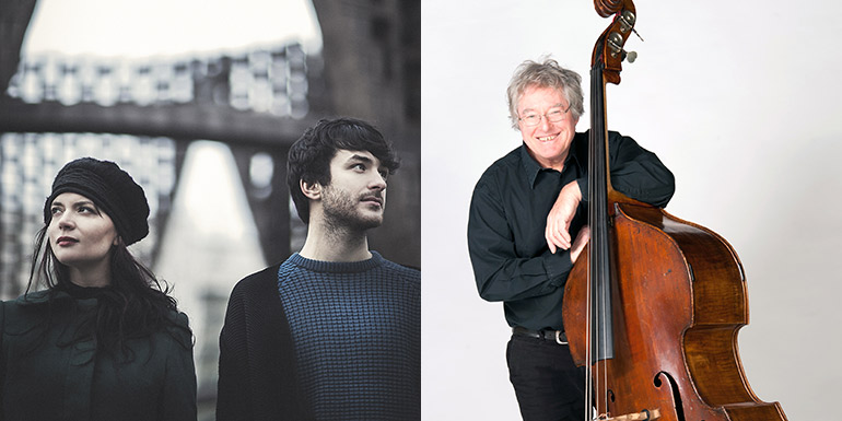 Image for Double Bill: Elina Duni & Rob Luft and Arild Andersen