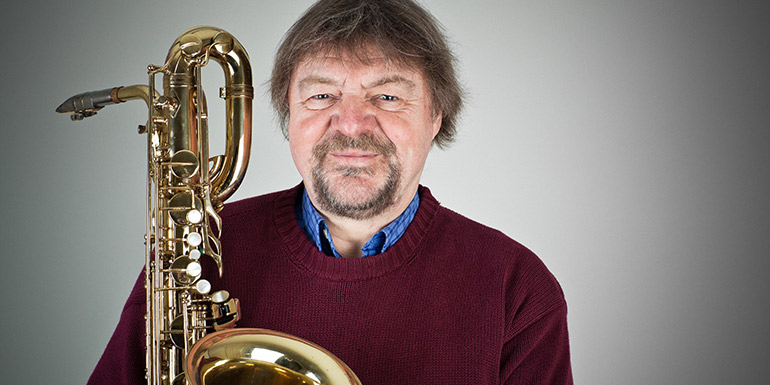 Image for John Surman with Vigleik Storaas