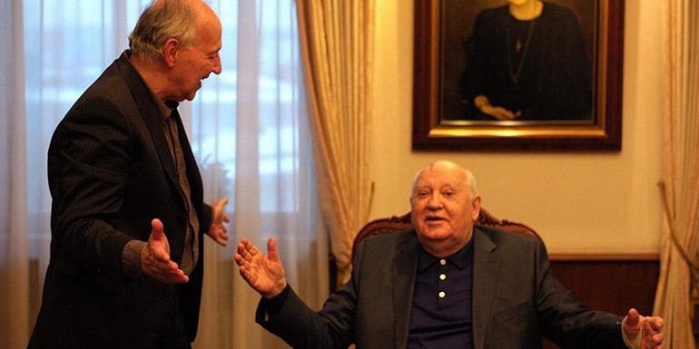 Image for Meeting Gorbachev