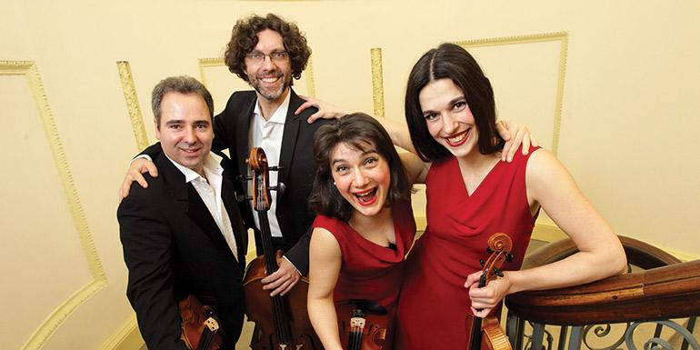 Image for The ConTempo Quartet