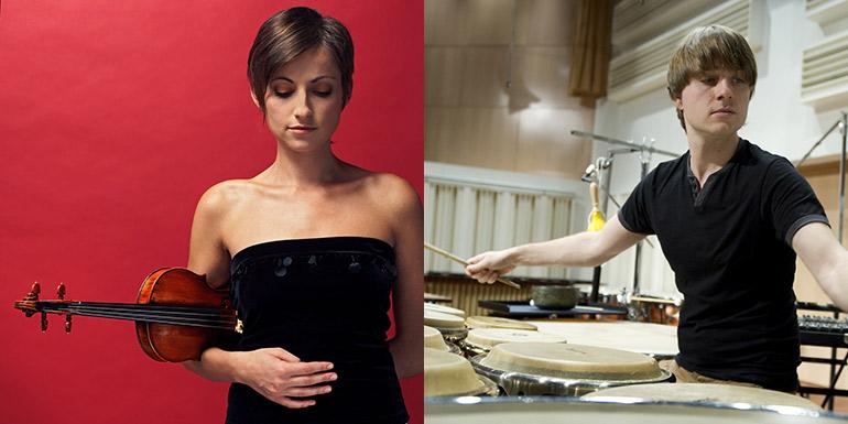 Image for Music Network: Live and Local featuring Ioana Petcu-Colan & Alex Petcu