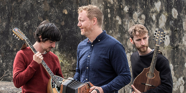 Image for Ye Vagabonds with Cormac Begley