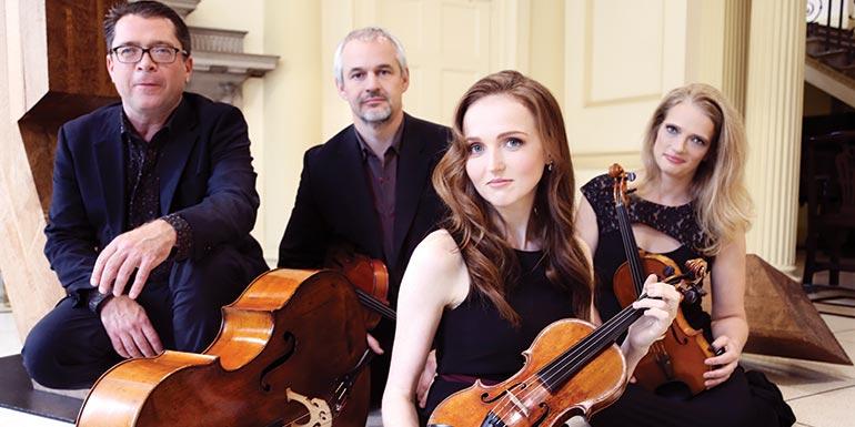 Image for Esposito Quartet