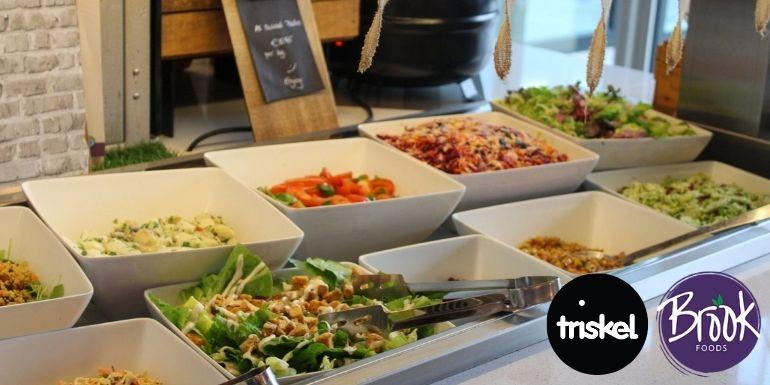 Brook Foods Win Tender for Café Bar at Triskel