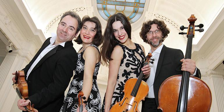 Image for Contempo Quartet