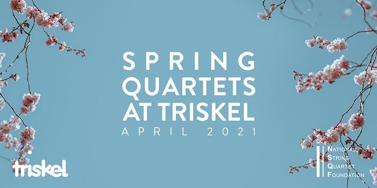 Triskel partner once again with the National String Quartet Foundation