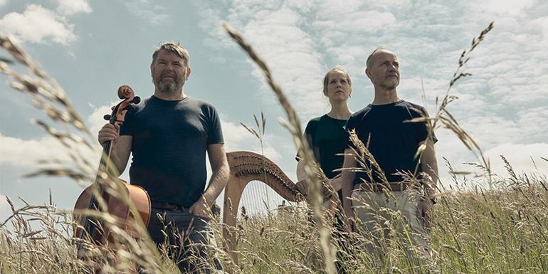 Image for Iarla Ó Lionáird, Úna Monaghan & Kevin Murphy