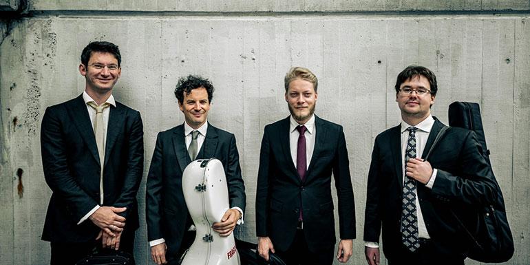 Image for Navarra Quartet