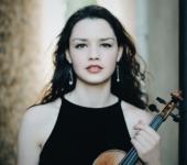 Celebrated Irish violinist Mairéad Hickey