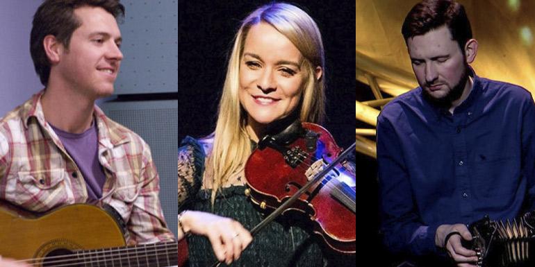 Image for Jim Murray, Tara Breen & Pádraig Rynne