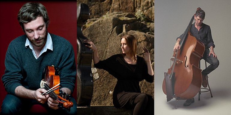 Image for Caoimhin O'Raghallaigh, Kate Ellis & Caimin Gilmore